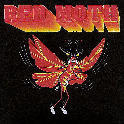 Red Moth by Red Moth