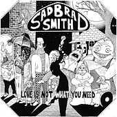 Love is Not What You Need by Sad Brad Smith
