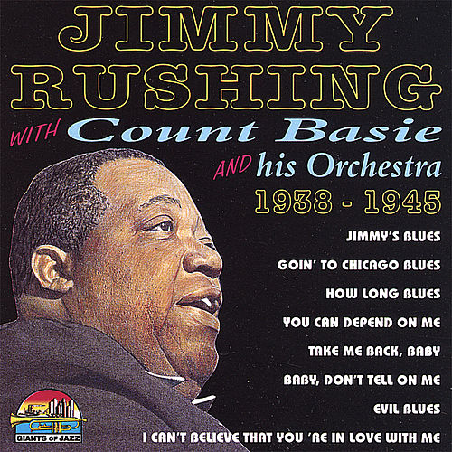 1938-1945 by Jimmy Rushing