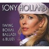 Swing, Bossas, Ballads & Blues de Sony Holland
