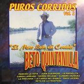 El Mero León del Corrido, Puros Corridos, Vol. 1 by Beto Quintanilla