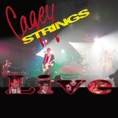 Live von Cagey Strings