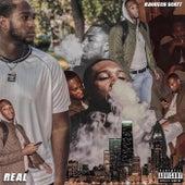 The REAL EP de Raquech Scott