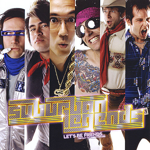 Let's Be Friends... and Slay the Dragon Together by Suburban Legends