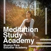 Meditation Study Academy de Various Artists