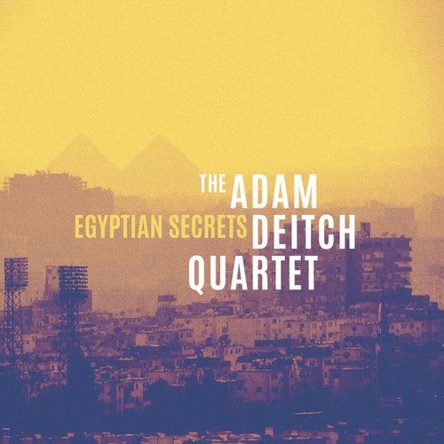 Egyptian Secrets de The Adam Deitch Quartet