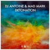 Detonation von DJ Antoine