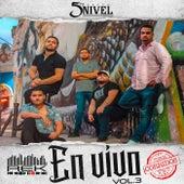 5To Nivel En Vivo, Vol. 3 by 5to Nivel