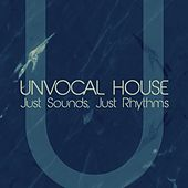 Unvocal House (Just Sounds, Just Rhythms) by Various Artists