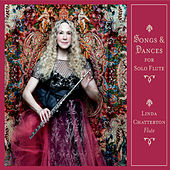 Songs and Dances for Solo Flute de Linda Chatterton