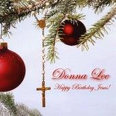 Happy Birthday Jesus-A Christmas Album by Donna Lee