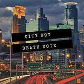 Death Note by City Boy