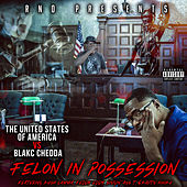 The United States of America vs Blakc Chedda Felon in Posession by Blakc Chedda