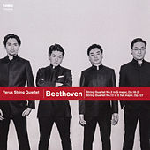 Beethoven String Quartet Nos. 2 & 12 by Verus String Quartet