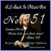 J.S.Bach: Mache dich, mein Geist, bereit, BWV 115 (Musical Box) de Shinji Ishihara