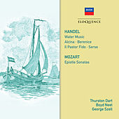 Handel: Water Music; Mozart: Epistle Sonatas de Various Artists