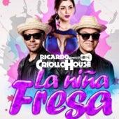 La Niña Fresa by Ricardo Criollo House