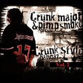 Crunk Style Bangaz Vol. 2 by Crunk Major