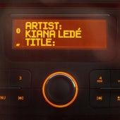 Title by Kiana Ledé
