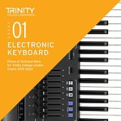 Grade 1 Electronic Keyboard Pieces & Technical Work for Trinity College London Exams 2019-2022 de Chris Hussey