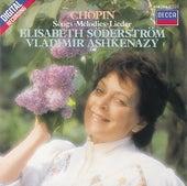 Chopin: Songs de Elisabeth Söderström