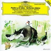 Prokofiev: Pedro y el Lobo; Obertura sobre temas; Sinfonia Classica von Chamber Orchestra of Europe