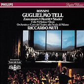 Rossini: Guglielmo Tell by Various Artists
