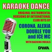 Karaoke Dance - With Backing Vocals de Various Artists