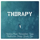 Therapy: Healing Music, Relaxation, Yoga, Meditation, Sleep, Study, Zen by Various Artists