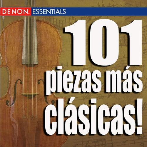 101 Piezas Mas Clasicas by Various Artists