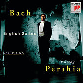 Murray Perahia Plays Bach by Various Artists