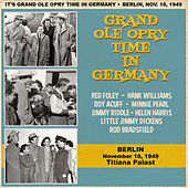 It's Grand Ole Opry Time in Germany by Various Artists