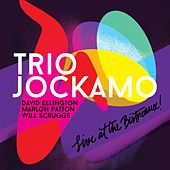 Live at the Bistreaux! by Trio Jockamo