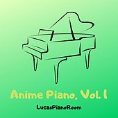 Anime Piano, Vol. 1 von LucasPianoRoom