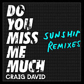 Do You Miss Me Much (Sunship Remixes) van Craig David