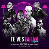 Te Ves Buena (Remix) [feat. El Chevo, Mr Jc, Big Nango, Aaron Bodden & Syrome] von Maynor MC