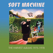 The Harvest Albums 1975-1978 by Soft Machine