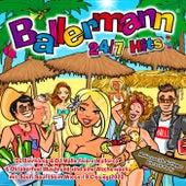 Ballermann 24/7 Hits 2019 (Mallorcastlye Schlager Bierzelt Party) (DJ Bierkönig & DJ Malle feiern Mallorca & Oktoberfest Musik und  sind eine Woche wach mit Saufi Saufi beim Wiesn 19 Closing 2020) von Various Artists
