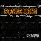 Change by Staredown