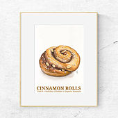 Cinnamon Rolls by Varn