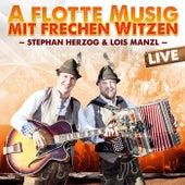 A flotte Musig mit frechen Witzen - Live by Stephan Herzog