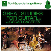 Great Studies for Guitar, Vol. 2 de Oscar Cáceres