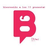 Bienvenido a Los 90 Presenta: Live! (Vol. 1) van Various Artists