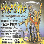 Decade of Disaster - The Toxic Shock Years de Various Artists