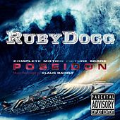 Poseidon by Ruby Dogg