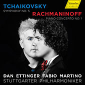 Tchaikovsky: Symphony No. 5 in E Minor - Rachmaninoff: Piano Concerto No. 1 in F-Sharp Minor by Various Artists