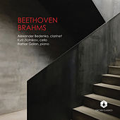 Beethoven: Clarinet Trio in E-Flat Major, Op. 38 - Brahms: Clarinet Trio in A Minor, Op. 114 by Alexander Bedenko