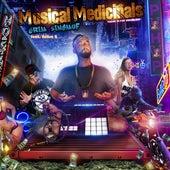 Musical Medicinals (feat. Nekro G, Daniac & KaiJai) de Grim Singmuf