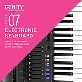 Grade 7 Electronic Keyboard Pieces & Technical Work for Trinity College London Exams 2019-2022 de Chris Hussey