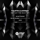 We Got the Beat EP by Tolstoi